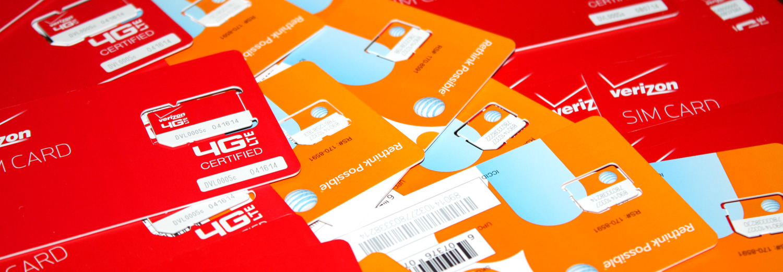 LTE SIM Cards