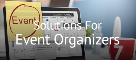 Solutions for Event Organizers